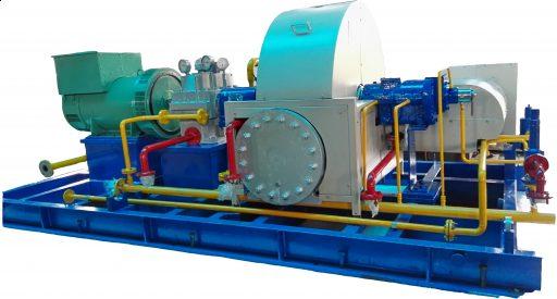 condensing-turbine-single-stage