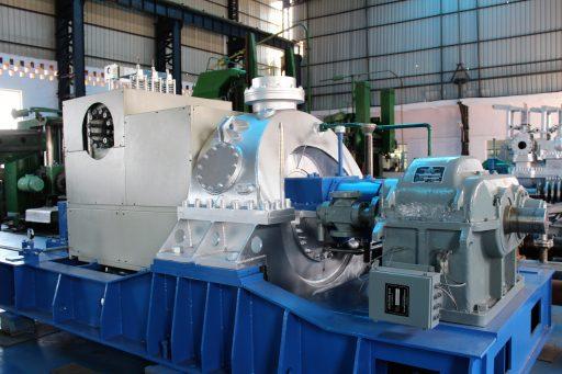 multi stage turbine