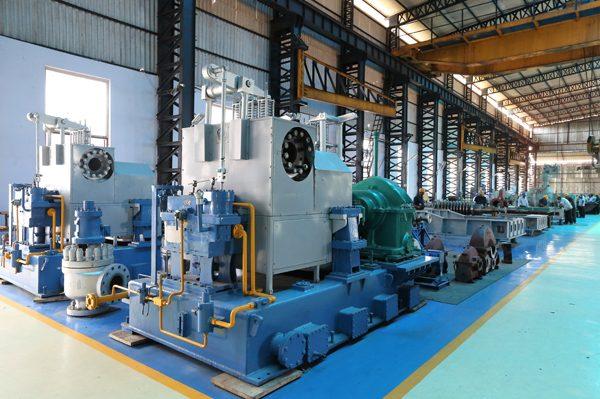manufacturing facility Buffalo Turbines
